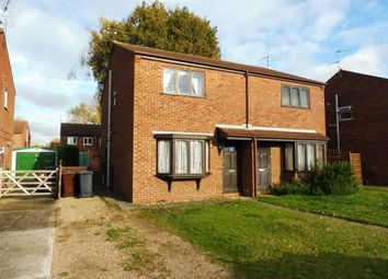 Thumbnail 3 bed semi-detached house to rent in Dellfield Close, Lincoln