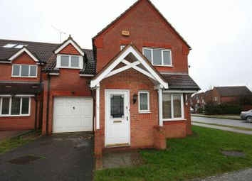 Thumbnail 3 bed detached house to rent in Embleton Way, Buckingham