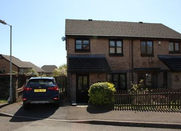 Thumbnail 3 bed property to rent in Clos Ebol, Cwmrhydyceirw, Swansea
