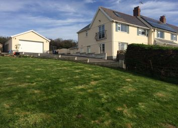 Thumbnail 5 bed semi-detached house for sale in Morawel, School Lane, Rhossili