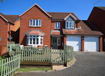 Thumbnail 4 bedroom detached house for sale in Waverley Drive, Norton, Stoke-On-Trent