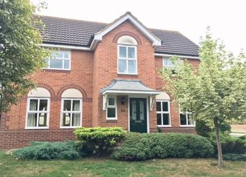 Thumbnail 4 bed property to rent in Cherry Close, Loughborough, Leicestershire
