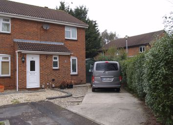 Thumbnail 2 bed semi-detached house to rent in Lapwing Close, Swindon
