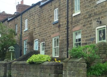 Thumbnail 2 bed terraced house to rent in Hopping Hill, Milford, Belper, Derbyshire