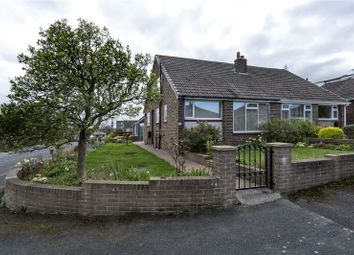 Thumbnail 3 bed semi-detached bungalow for sale in Bywell Close, Dewsbury, West Yorkshire