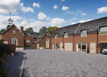 Thumbnail 2 bed town house for sale in Lode Lane, Solihull, West Midlands
