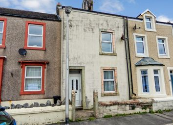 Thumbnail 4 bed terraced house for sale in 25 Scalegill Road, Moor Row, Whitehaven, Cumbria