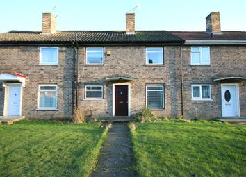 Thumbnail 3 bed terraced house for sale in Gresley Road, Sheffield