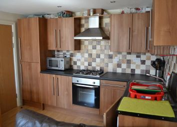 Thumbnail 4 bed flat to rent in Woodville Road, Cathays Cardiff