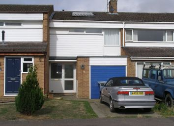 Thumbnail 3 bed terraced house to rent in Falstaff Close, Eynsham, Witney