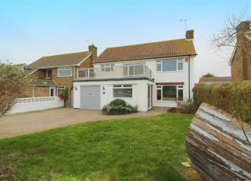 Thumbnail 3 bed detached house for sale in Falcon Close, Shoreham-By-Sea