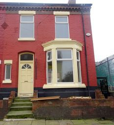 Thumbnail 3 bed terraced house for sale in St Andrew Road, Liverpool, Merseyside