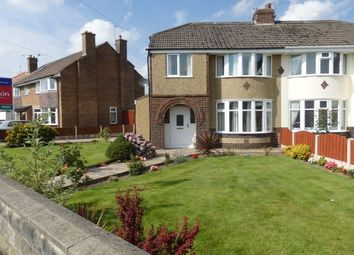 Thumbnail 3 bed semi-detached house to rent in Ridgewood Drive, Heswall, Wirral