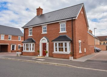 Thumbnail 4 bed detached house for sale in Garrison Parade, Colchester, Essex