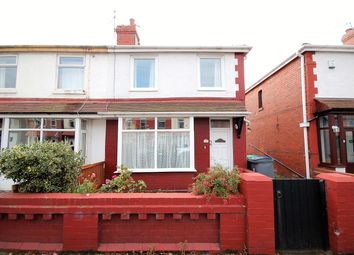 Thumbnail 2 bed end terrace house for sale in Harcourt Road, Blackpool, Lancashire