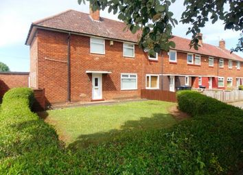 Thumbnail 3 bedroom end terrace house for sale in Hereford Close, Middlesbrough