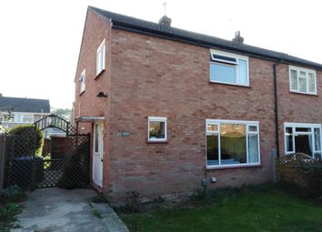 Thumbnail 3 bed semi-detached house to rent in Fairfields, St. Ives, Huntingdon