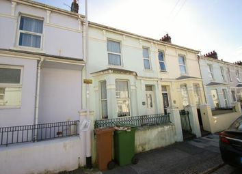 Thumbnail 2 bedroom terraced house for sale in Plymouth, Devon, England