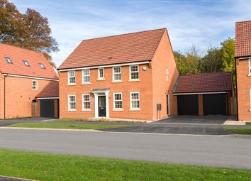 "Thumbnail 4 bedroom detached house for sale in ""Chelworth"" at Tranby Park, Jenny Brough Lane, Hessle"