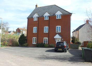Thumbnail 2 bed flat to rent in Mill Leat, Hemyock, Cullompton