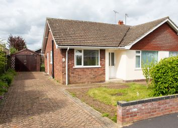 Thumbnail 2 bedroom semi-detached bungalow to rent in Worell Drive, Worlingham, Beccles