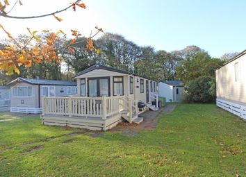 Thumbnail 3 bed mobile/park home for sale in Sea Breeze, Shorefield Park, Milford On Sea