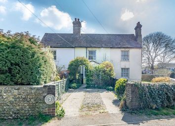 Thumbnail 2 bed cottage for sale in Church Lane, Yapton, Arundel