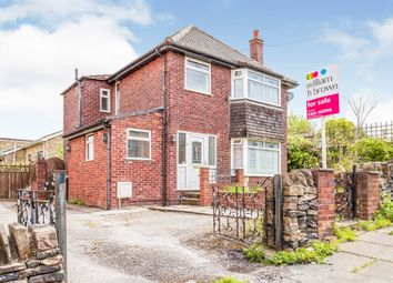 Thumbnail 3 bed detached house for sale in Pynate Road, Batley