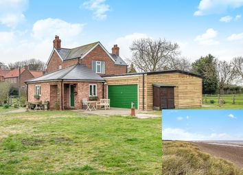 Thumbnail 4 bed detached house for sale in Alford Road, Huttoft, Alford