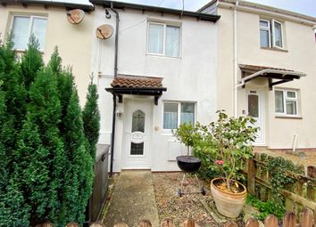 Thumbnail 2 bed terraced house for sale in Long Meadow Drive, Barnstaple