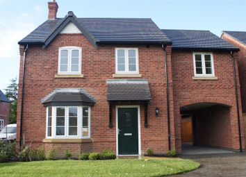 Thumbnail 4 bed property for sale in Hall Lane, Whitwick, Coalville