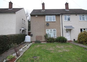 Thumbnail 2 bed end terrace house to rent in Frisby Road, Coventry
