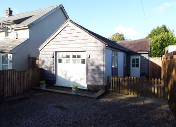 Thumbnail 2 bed detached house for sale in The Bungalow, Eynons Ford Lane, Little Reynoldston, Gower, Swansea