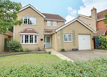 Thumbnail 4 bed detached house for sale in Farriers Way, Warboys, Huntingdon