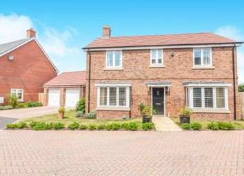 Thumbnail 5 bed detached house for sale in Callows Orchard, Rushwick, Worcester