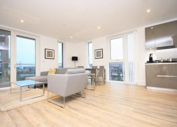 Thumbnail 3 bed flat to rent in Compton House, Woolwich