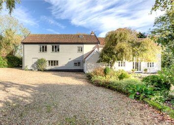 4 bed detached house for sale in Worlingworth Road, Horham, Eye, Suffolk IP21