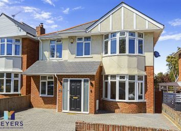 Thumbnail 4 bed detached house for sale in Exton Road, Southbourne