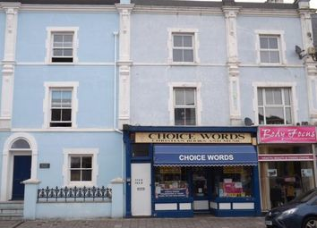 Thumbnail 1 bed flat for sale in Newton Abbot, Devon