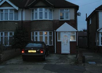 Thumbnail 4 bed terraced house to rent in Ash Grove, Heston