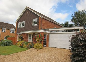 Thumbnail 4 bed detached house for sale in Merrytree Close, West Wellow, Romsey