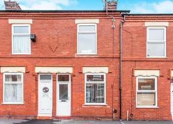 Thumbnail 2 bedroom terraced house to rent in Fram Street, Salford