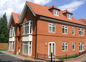 Thumbnail 3 bed flat to rent in Northdene Court, Egham Hill, Egham