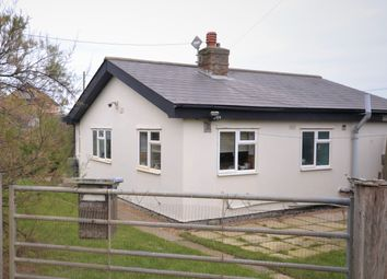 Thumbnail 2 bed detached bungalow for sale in Millers Field, Jurys Gap, Rye, East Sussex