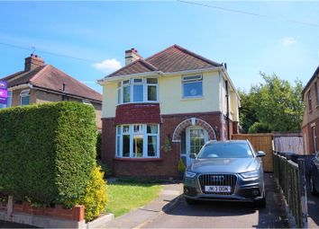 Thumbnail 3 bed detached house for sale in Kendal Road Longlevens, Gloucester