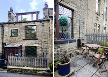 Thumbnail 2 bed terraced house for sale in Fernbank Drive, Bingley, West Yorkshire