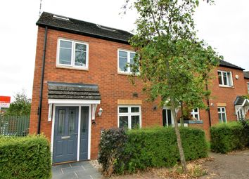 Thumbnail 4 bed end terrace house for sale in St. Margarets Avenue, Wolston, Coventry