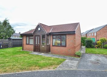 Thumbnail 2 bed detached bungalow for sale in Rockingham Close, Birdwell, Barnsley