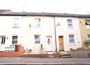 Thumbnail 2 bed terraced house to rent in Brompton Lane, Rochester, Kent