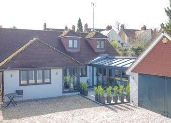 Thumbnail 4 bed detached house for sale in Clarendon Road, Harpenden, Hertfordshire